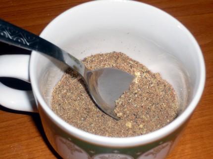 mix de condimente pentru friptura de pui