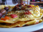 Frittata sau omleta? Un mic dejun rapid si bun