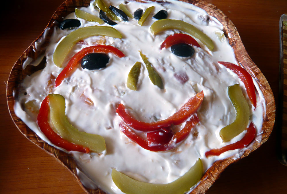 Salata boeuf, reteta traditionala