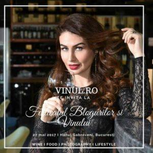 festivalul vinului si al blogurilor culinare