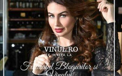 Mergem la Festivalul blogurilor și vinurilor: sâmbătă, 27 mai, la Hanul Gabroveni, în București