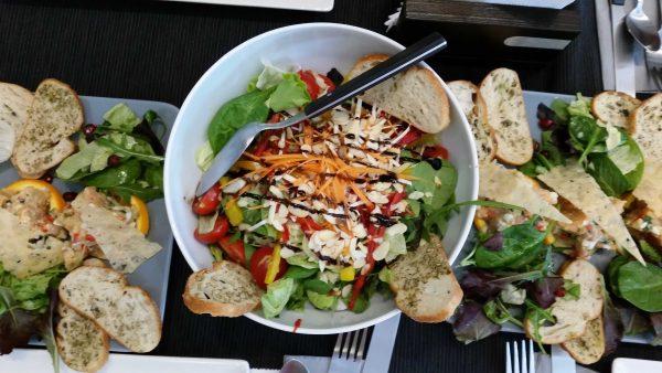 salata cu legume