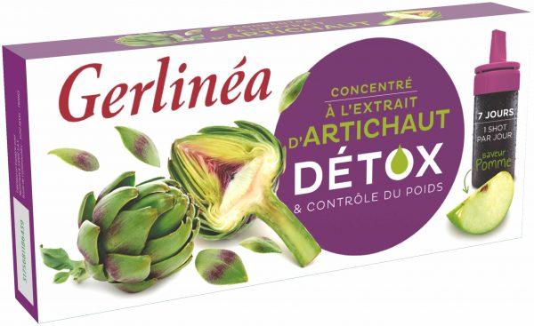 Gerlinéa Extras de anghinare Detoxifiant