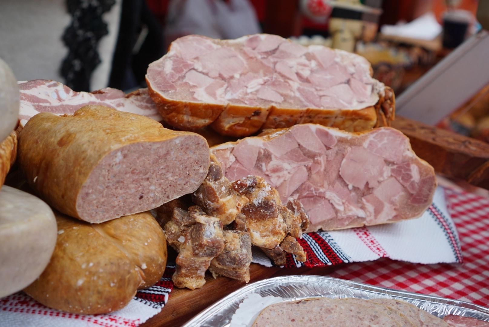 produse traditional de craciun la targul de Craciun 2018 Bucuresti